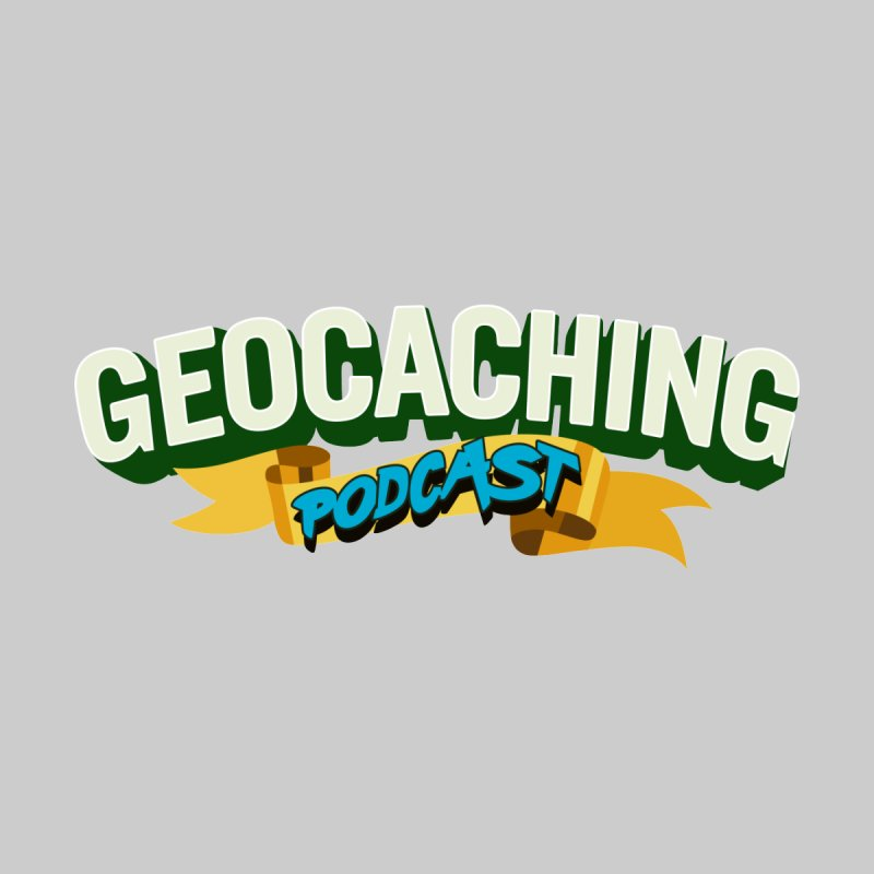 GCPC Logo (Just Text) Accessories Beach Towel by Geocaching Podcast Store