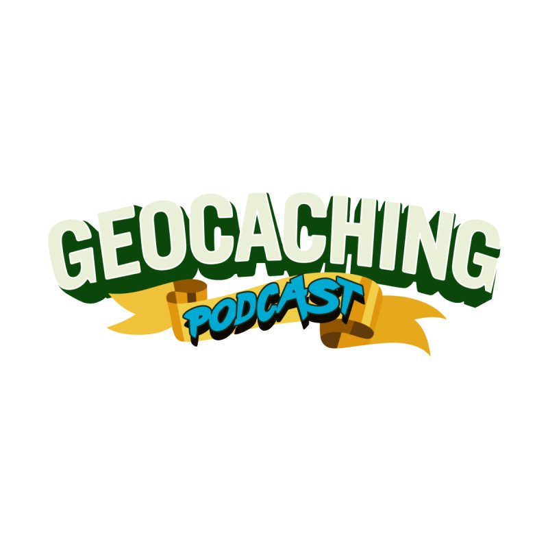 GCPC Logo (Just Text) Men's T-Shirt by Geocaching Podcast Shop