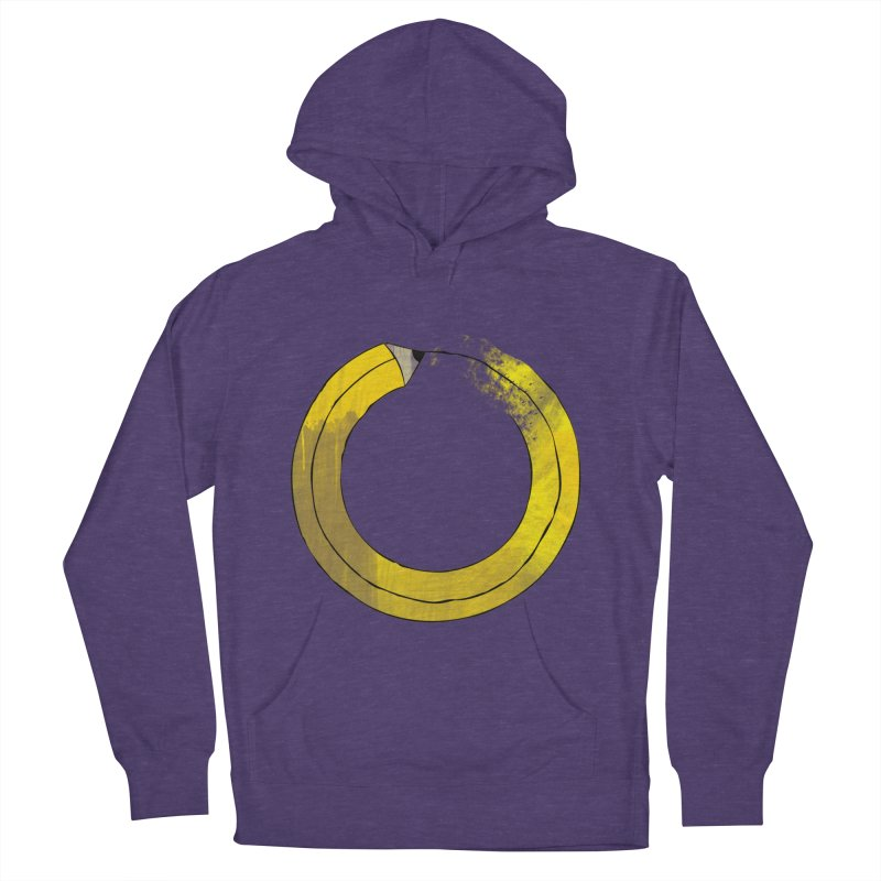 Pencil-ception Women's Pullover Hoody by Gepson Design
