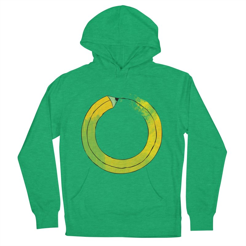Pencil-ception Men's Pullover Hoody by Gepson Design
