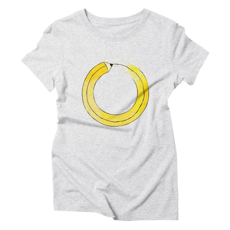 Pencil-ception Women's T-Shirt by Gepson Design