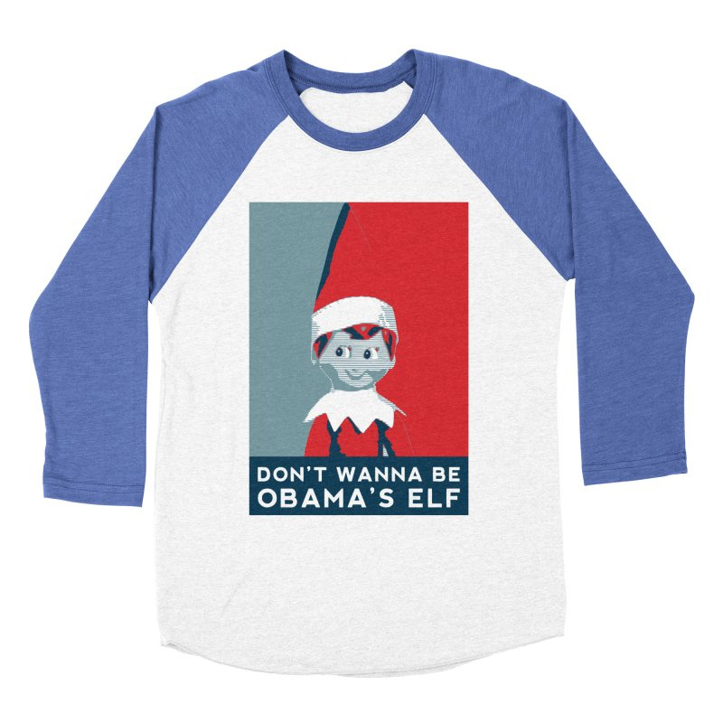All By My Elf Men's Longsleeve T-Shirt by Gepson Design
