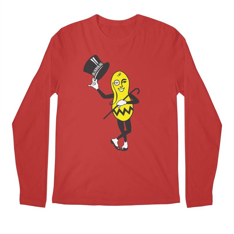 Peanuts Men's Longsleeve T-Shirt by Gepson Design