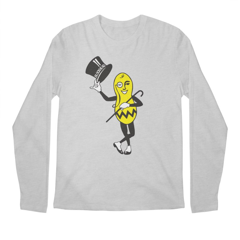Peanuts Men's Longsleeve T-Shirt by Gepson Design