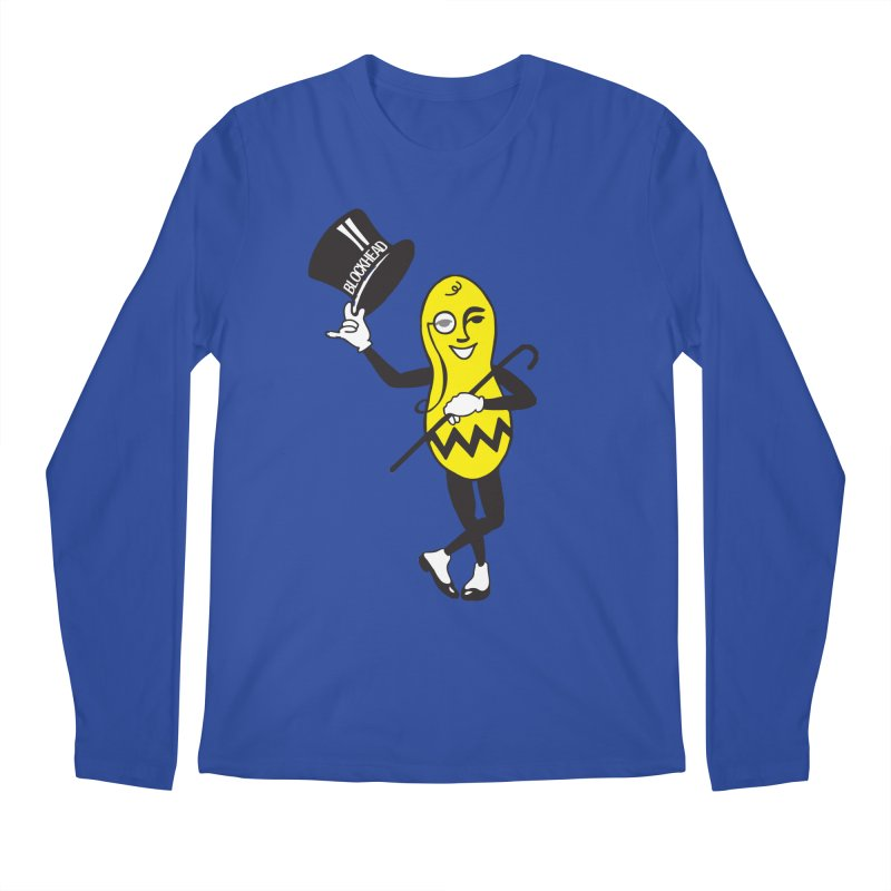 Peanuts Men's Regular Longsleeve T-Shirt by Gepson Design