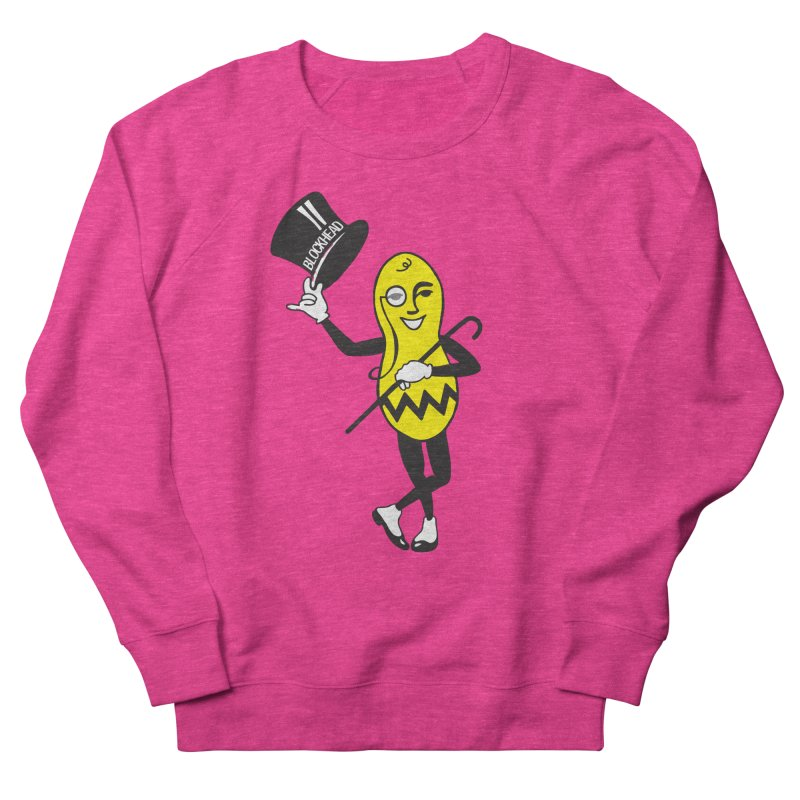 Peanuts Women's French Terry Sweatshirt by Gepson Design