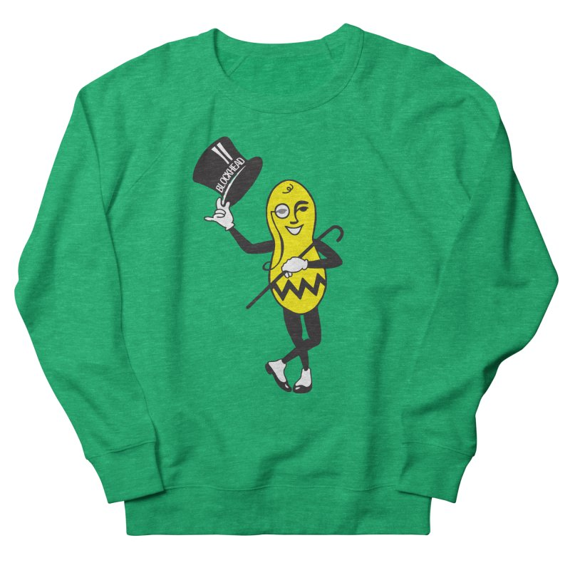 Peanuts Men's French Terry Sweatshirt by Gepson Design