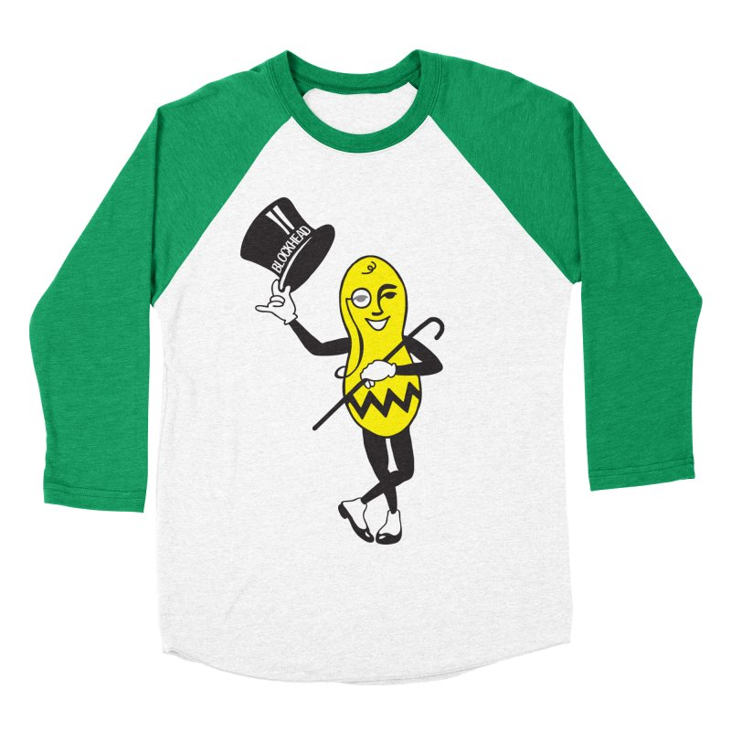 Peanuts Women's Baseball Triblend T-Shirt by Gepson Design