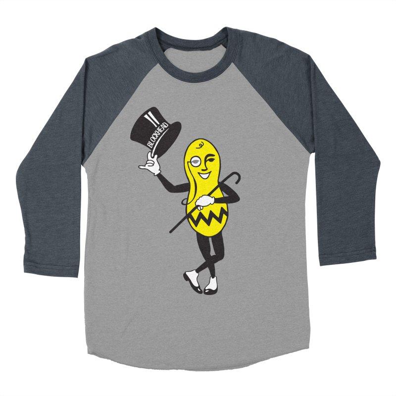 Peanuts Women's Baseball Triblend Longsleeve T-Shirt by Gepson Design