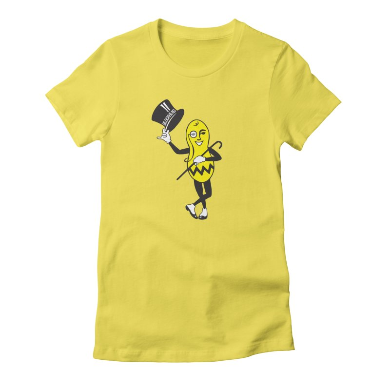 Peanuts Women's T-Shirt by Gepson Design