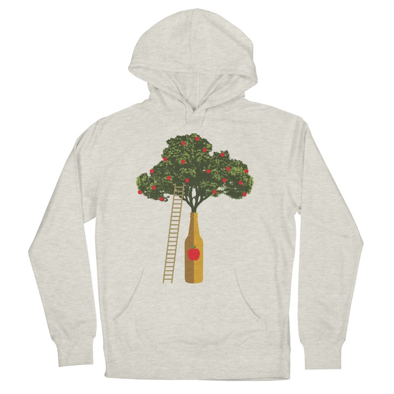Hard Cider Men's Pullover Hoody by Gepson Design