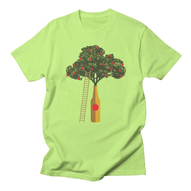 Hard Cider Men's T-Shirt by Gepson Design