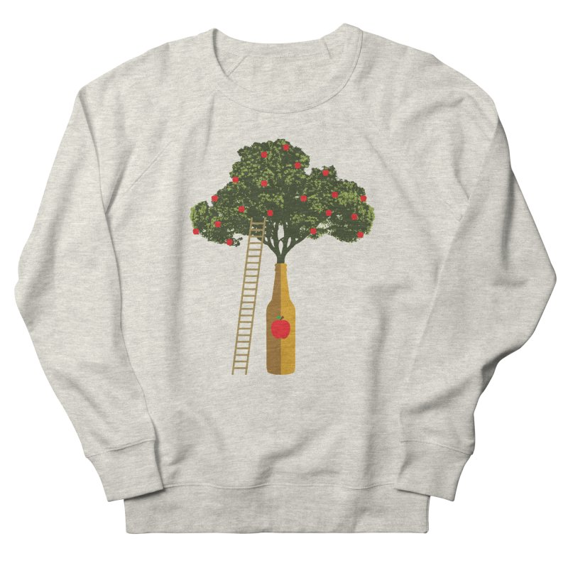 Hard Cider Men's Sweatshirt by Gepson Design