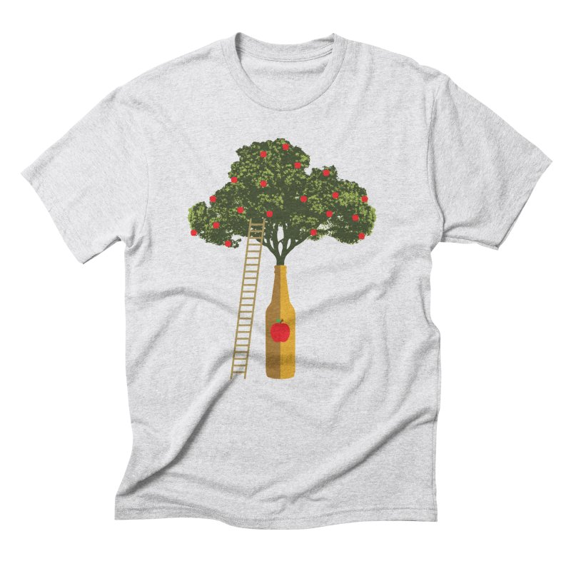 Hard Cider Men's T-Shirt by Gepson Design