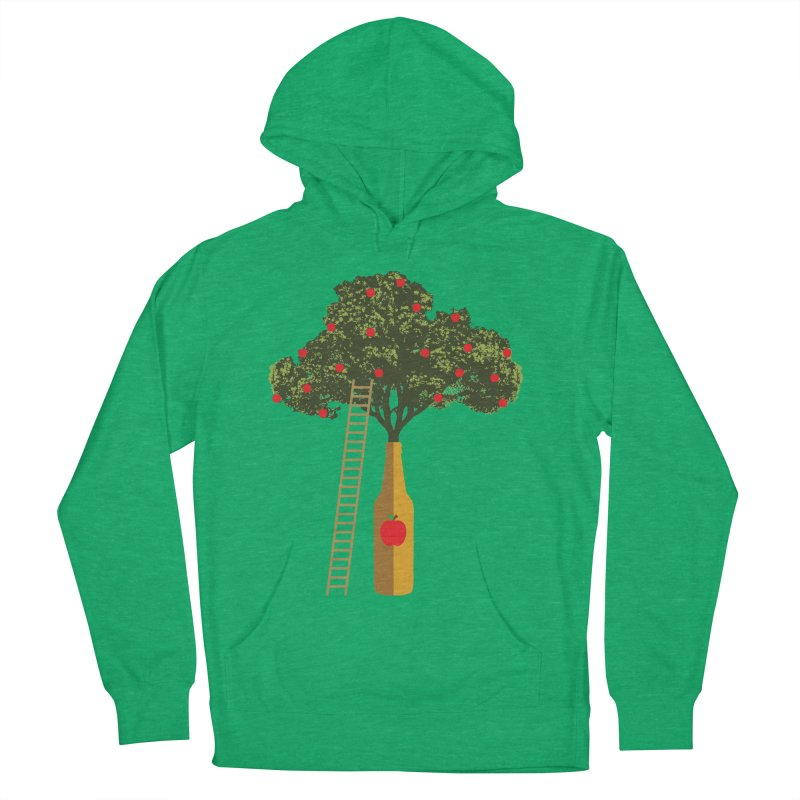 Hard Cider Women's Pullover Hoody by Gepson Design