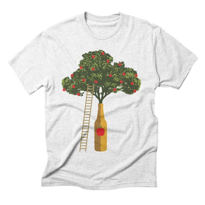 Hard Cider Men's Triblend T-shirt by Gepson Design
