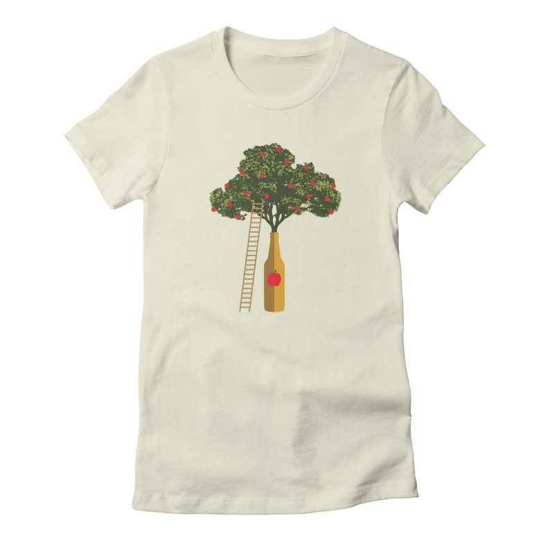 Hard Cider Women's T-Shirt by Gepson Design