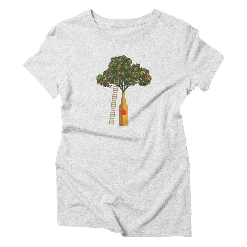 Hard Cider Women's T-Shirt by Gepson Design