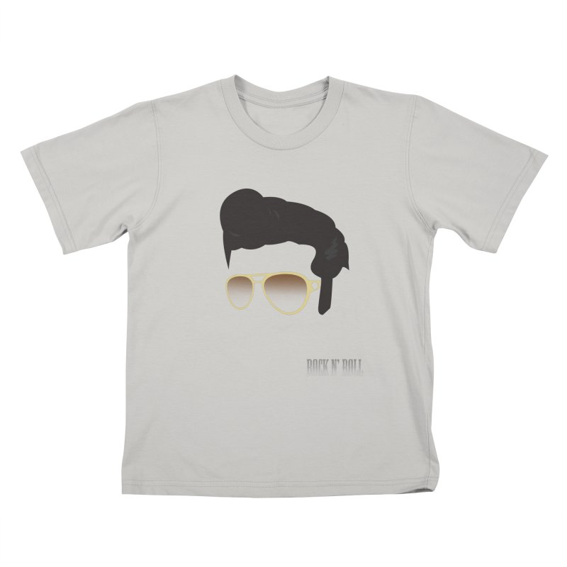 The King Kids T-shirt by Reticula's Artist Shop