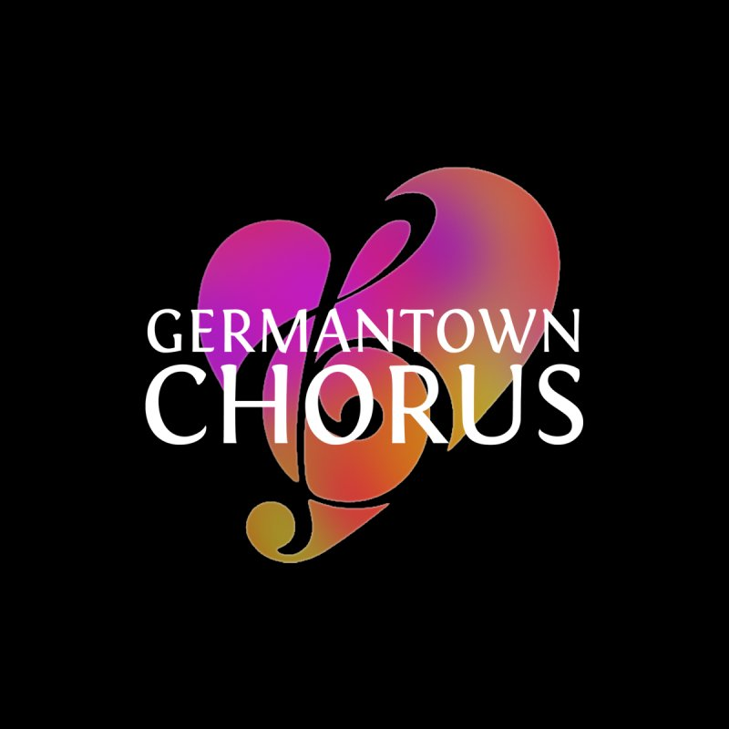 GCC Treble Heart by Germantown Community Chorus Shop