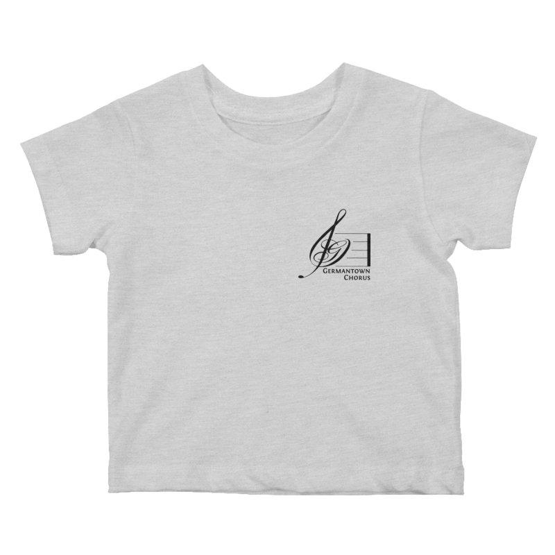 GCC Logo Kids Baby T-Shirt by Germantown Community Chorus Shop