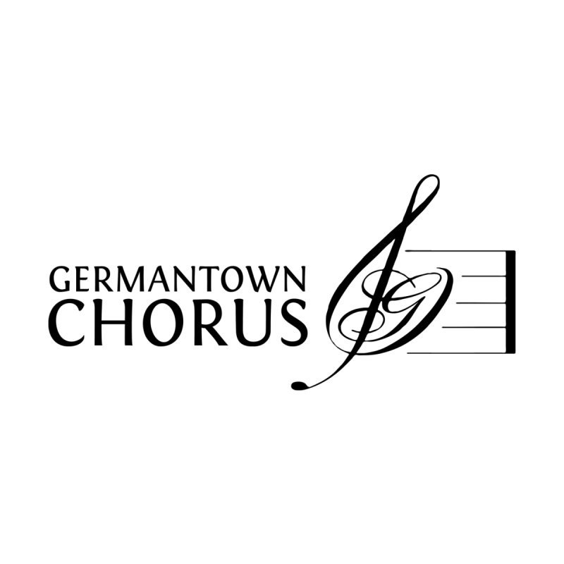 GCC Classic Logo by Germantown Community Chorus Shop