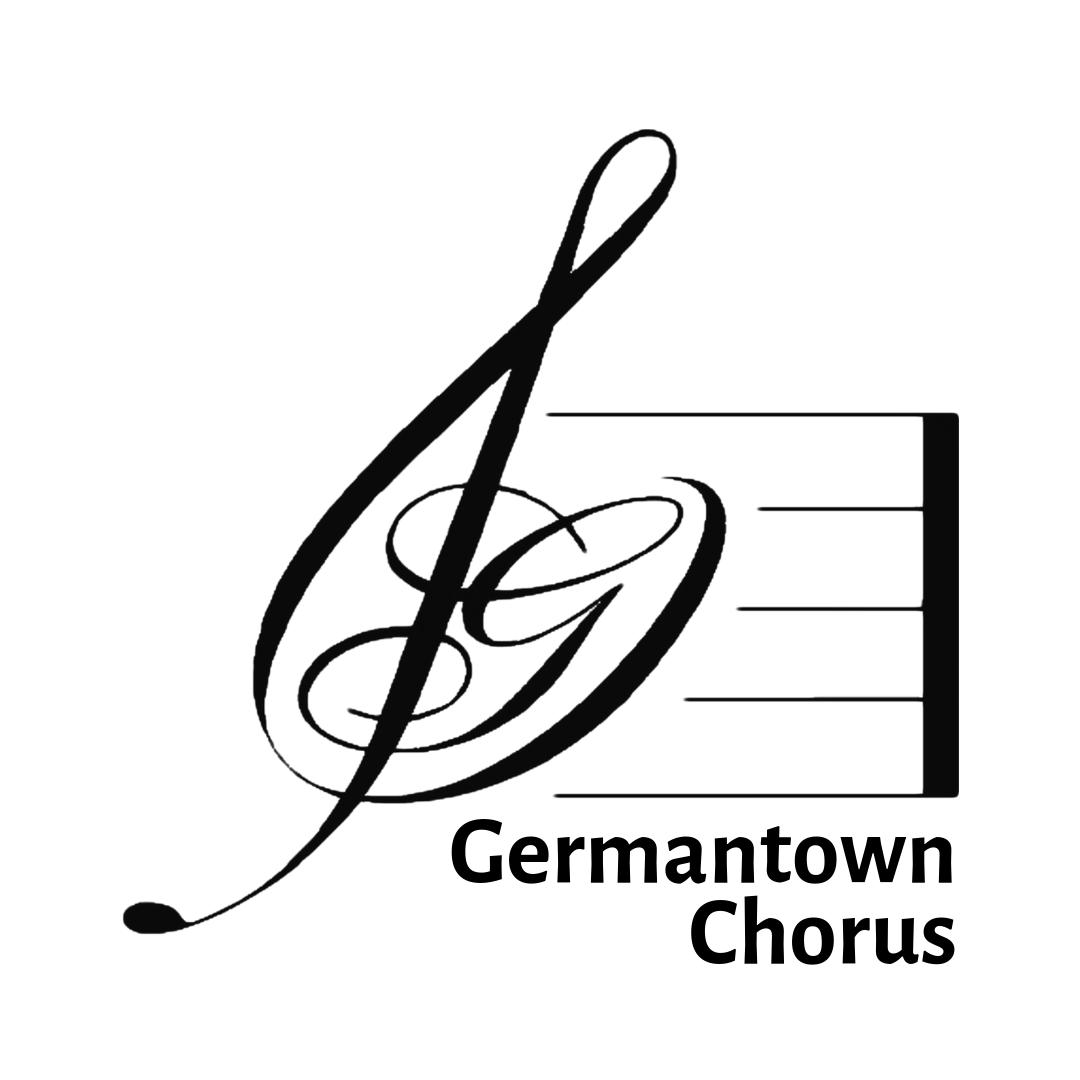 Germantown Community Chorus Shop Logo