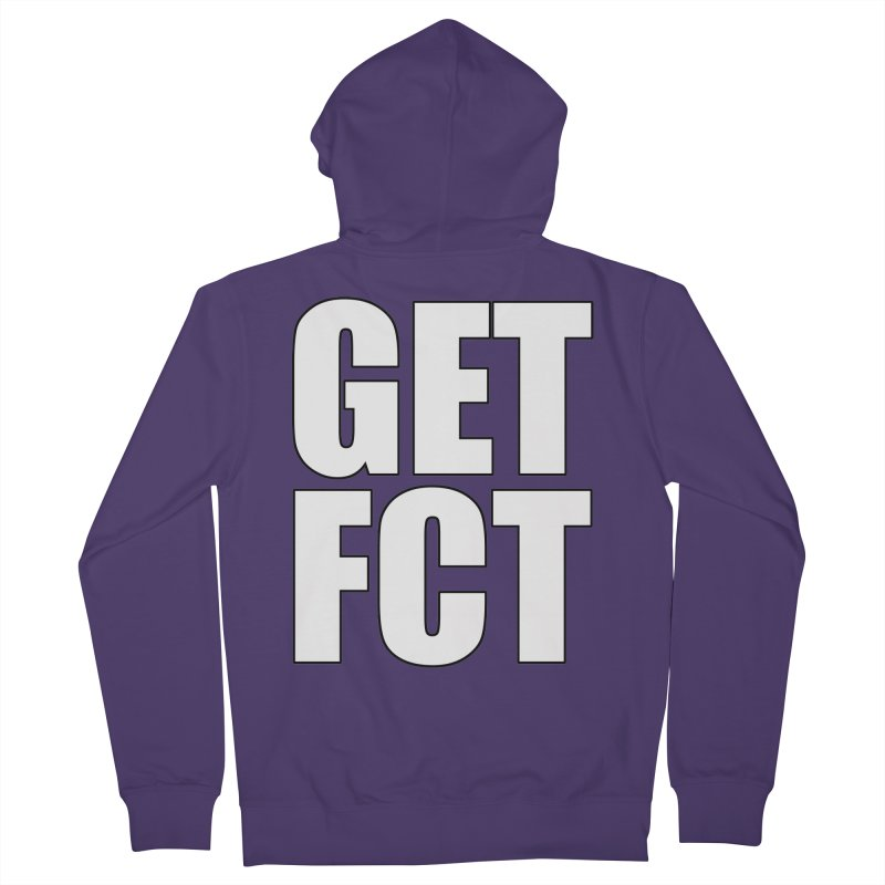 GET FCT! Women's French Terry Zip-Up Hoody by FN CLASSY STUFF FOR FN CLASSY PEOPLE