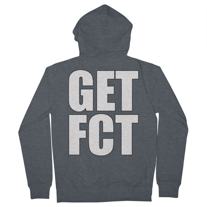 GET FCT! Men's French Terry Zip-Up Hoody by FN CLASSY STUFF FOR FN CLASSY PEOPLE