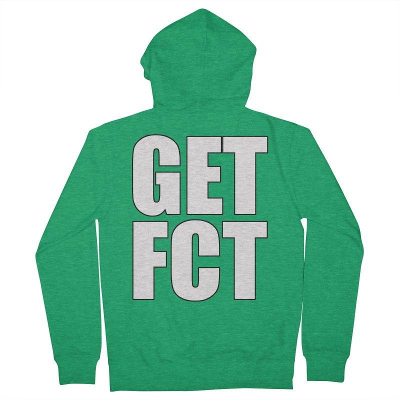 GET FCT! Men's Zip-Up Hoody by FN CLASSY STUFF FOR FN CLASSY PEOPLE
