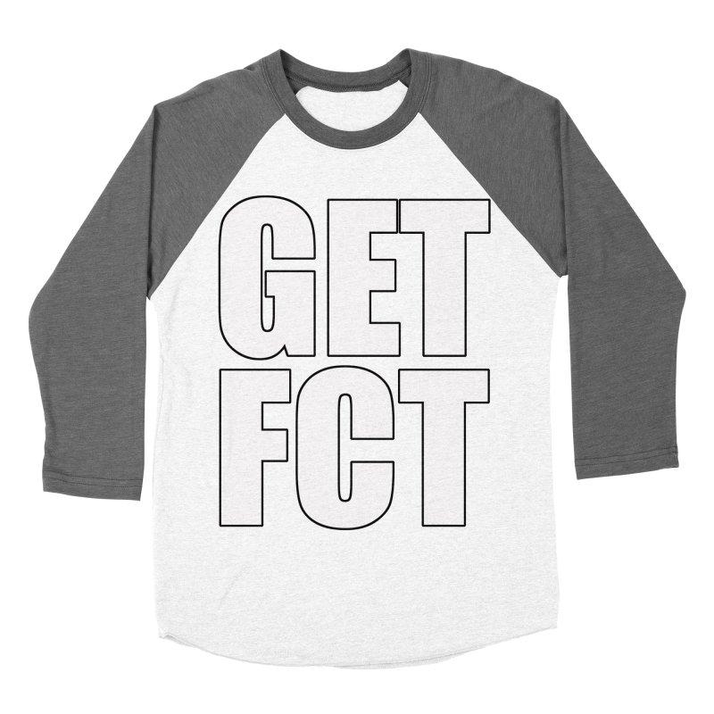 GET FCT! Women's Baseball Triblend Longsleeve T-Shirt by FN CLASSY STUFF FOR FN CLASSY PEOPLE