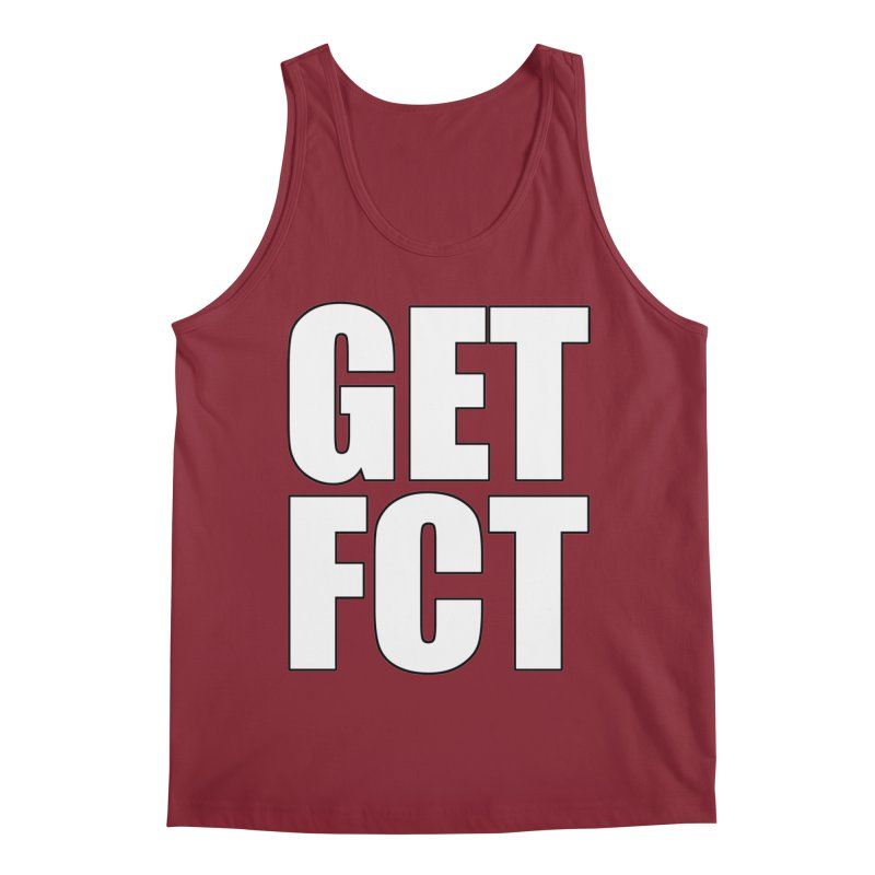 GET FCT! Men's Tank by FN CLASSY STUFF FOR FN CLASSY PEOPLE