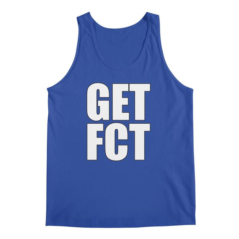 GET FCT! Men's Regular Tank by FN CLASSY STUFF FOR FN CLASSY PEOPLE