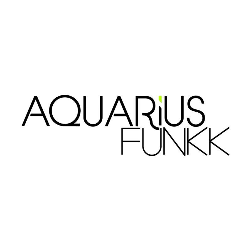 Aquarius Funkk Logo - Black by Get Funkked