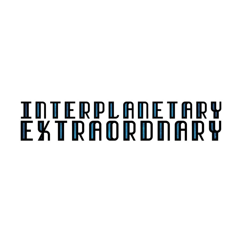 Interplanetary Extraordinary Galaxy Black by Get Funkked