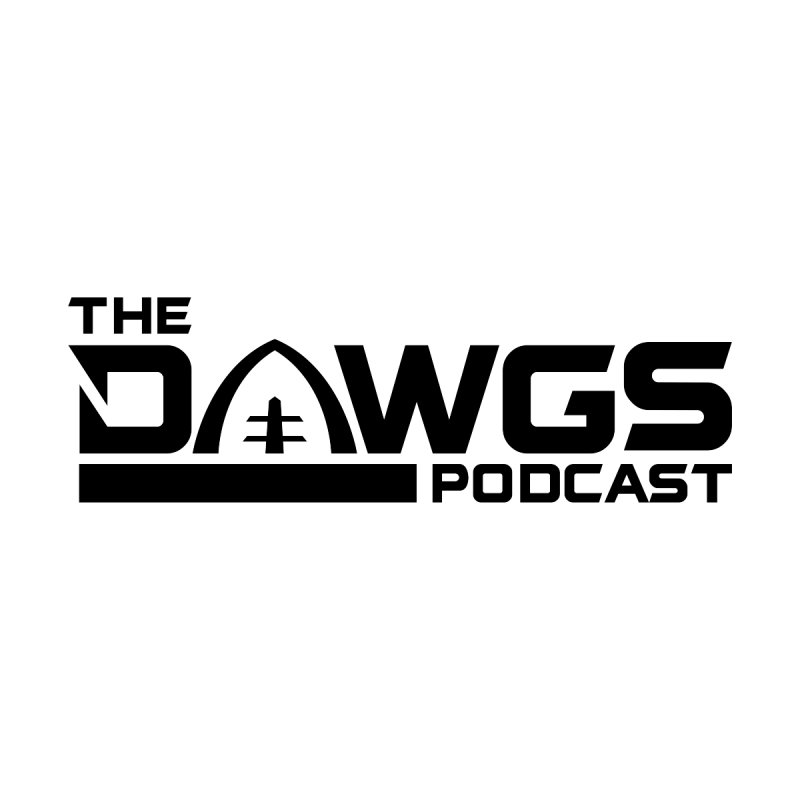 The Dawgs Podcast - Black Logo Women's Sweatshirt by Get Level Podcast Network