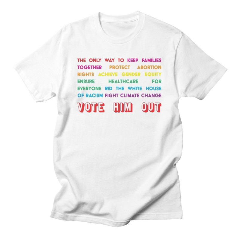 The Only Way Men's Regular T-Shirt by Get Organized BK's Artist Shop