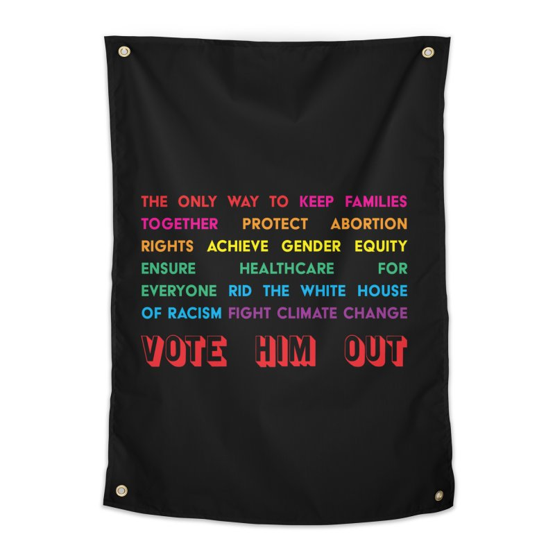 The Only Way Home Tapestry by Get Organized BK's Artist Shop