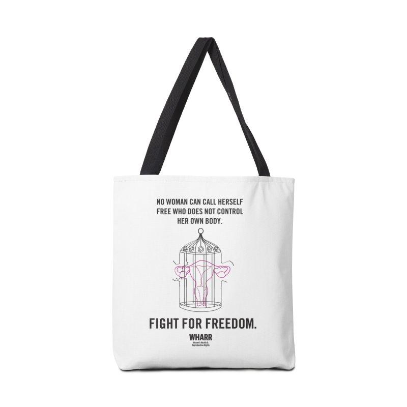 FREEDOM Accessories Bag by getorganizedBK's Artist Shop