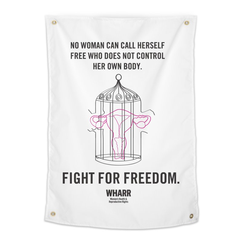 FREEDOM Home Tapestry by Get Organized BK's Artist Shop