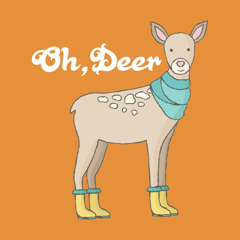 Oh Deer by Southern Creative