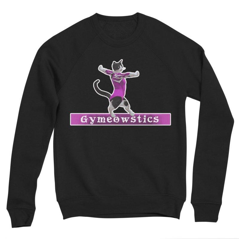 Gymeowstics Women's Sponge Fleece Sweatshirt by Games for Glori Shop