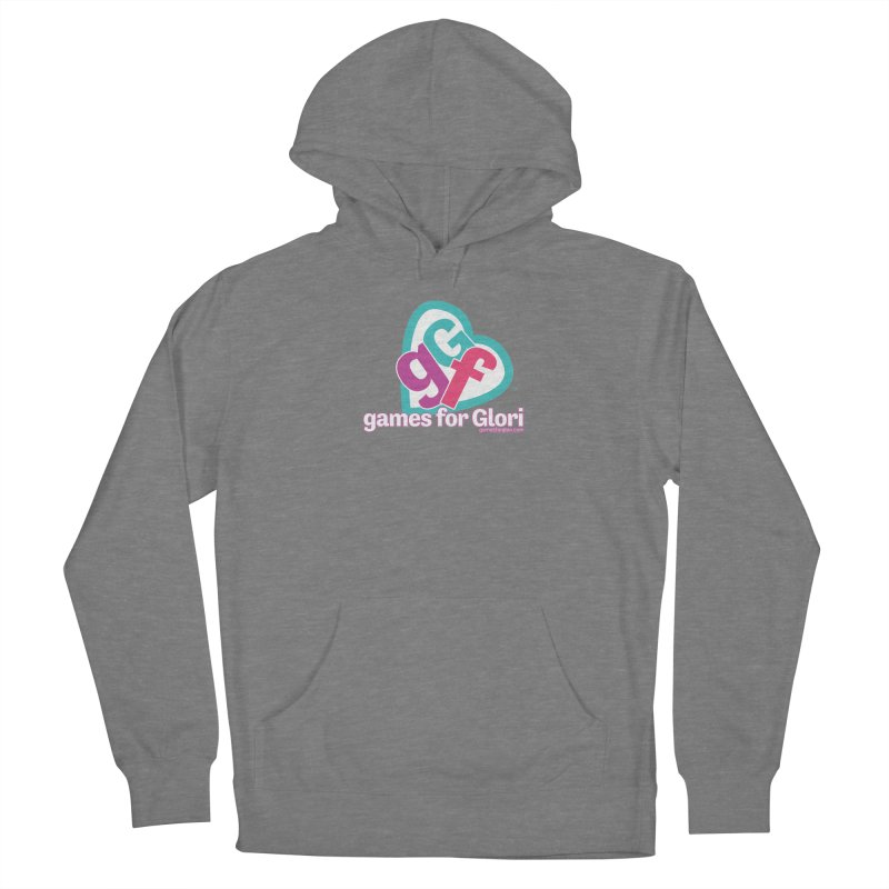 Games for Glori Women's Pullover Hoody by Games for Glori Shop