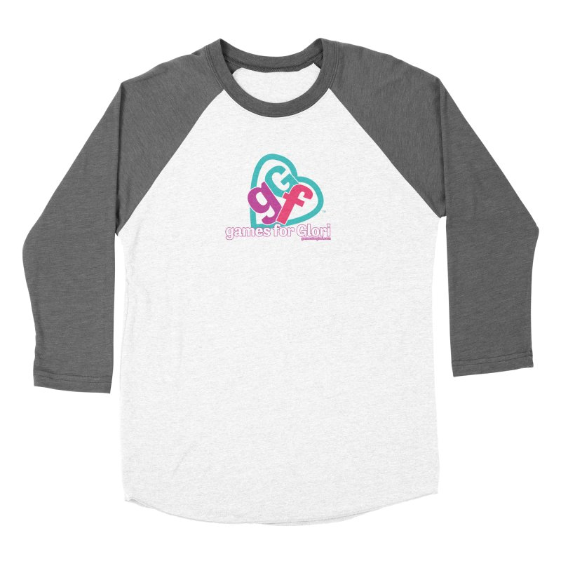 Games for Glori Men's Baseball Triblend Longsleeve T-Shirt by Games for Glori Shop