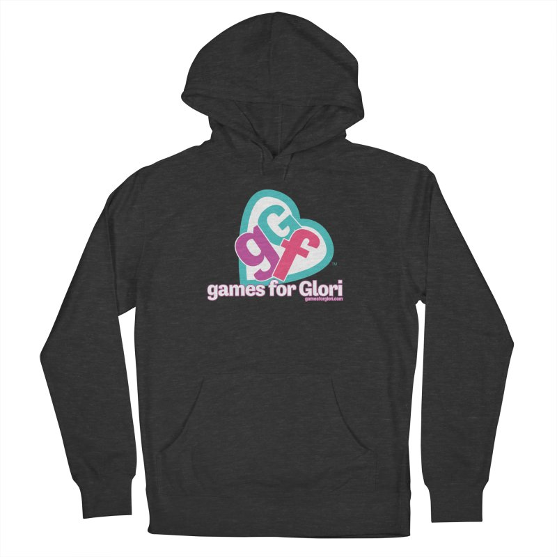 Games for Glori Men's French Terry Pullover Hoody by Games for Glori Shop