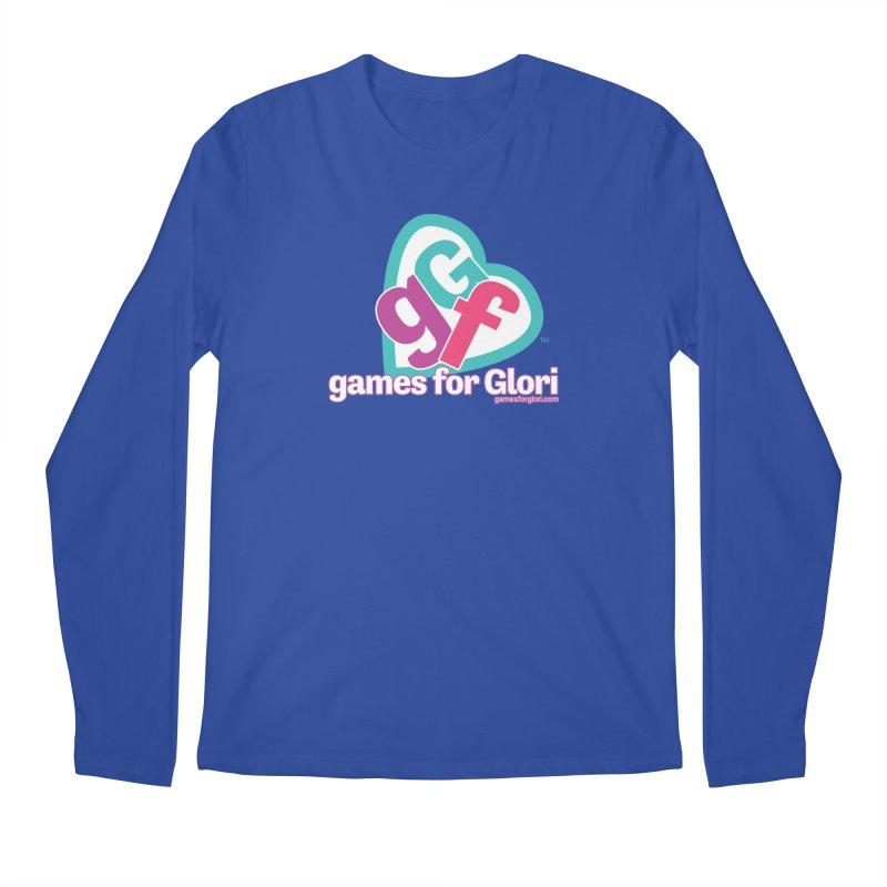 Games for Glori Men's Regular Longsleeve T-Shirt by Games for Glori Shop