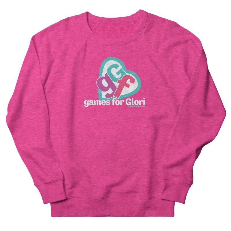 Games for Glori Women's French Terry Sweatshirt by Games for Glori Shop