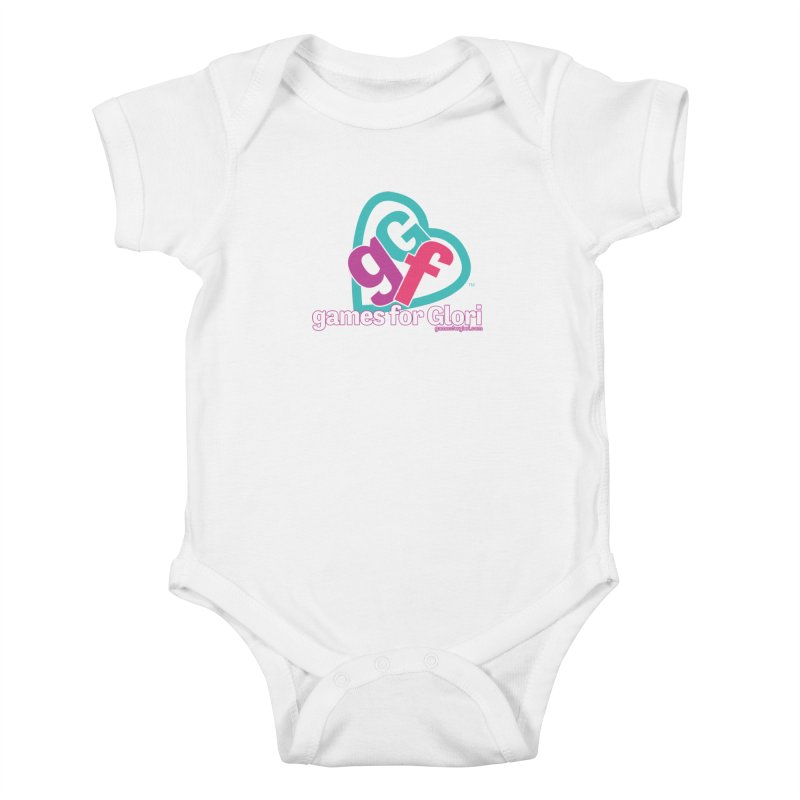 Games for Glori Kids Baby Bodysuit by Games for Glori Shop