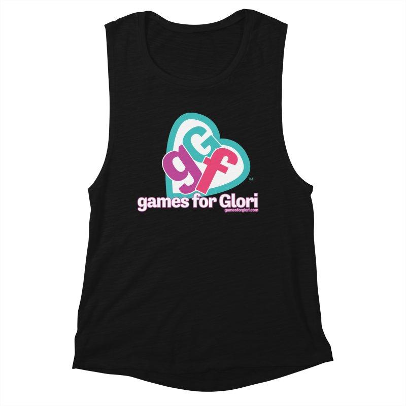 Games for Glori Women's Tank by Games for Glori Shop