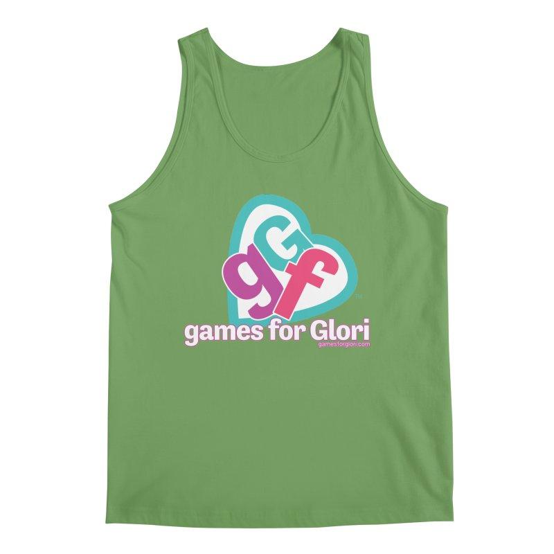 Games for Glori Men's Tank by Games for Glori Shop